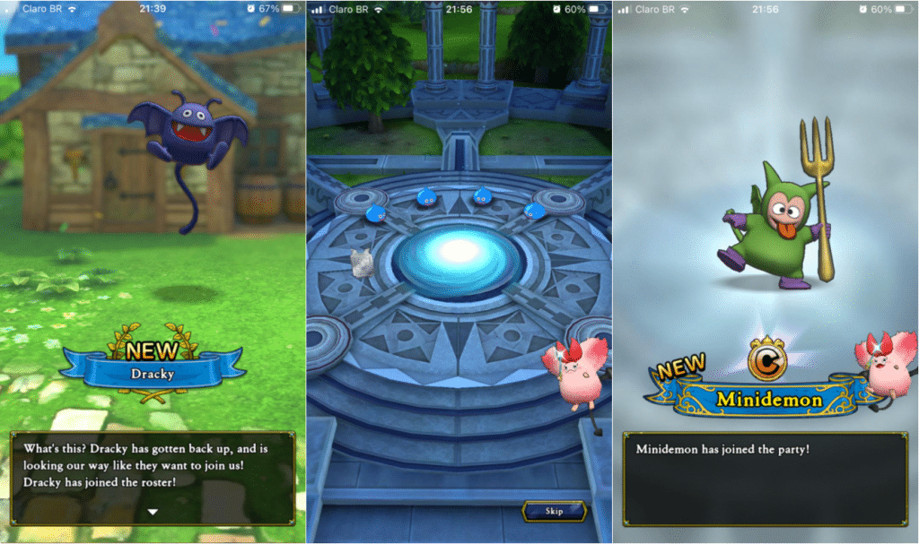 Dragon Quest Tact launches Worldwide 1